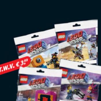 Gratis Lego Movie 2 bouwsetje bij aankoop van € 9,99 aan speelgoed @ Kruidvat