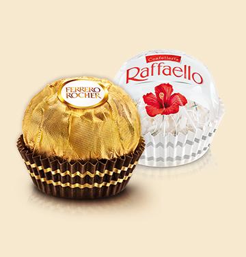 1+1 gratis op Raffaello en Ferrero Rocher en meer bij Kruidvat