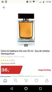 Dolce & Gabbana The One - 50ml EDT