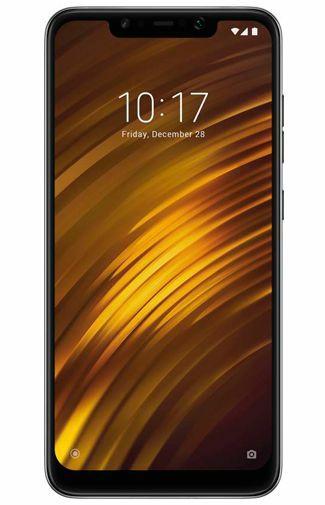 Xiaomi Pocophone F1 6GB RAM 64GB ROM black @Belsimpel