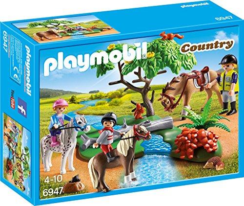 [Prime Plus Produkt] Playmobil Country 6947 - Ponyrijles @Amazon.de