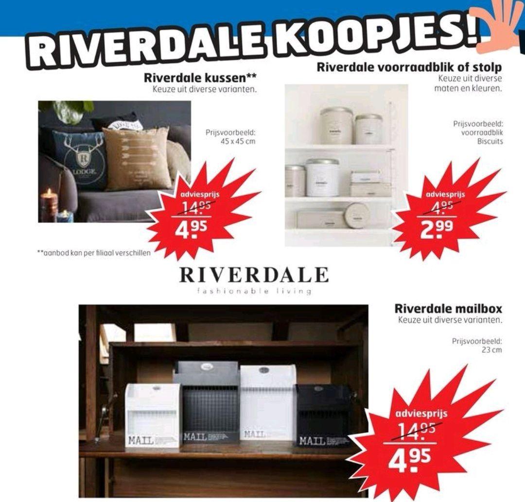 Riverdale vanaf 2,99 || Trekpleister