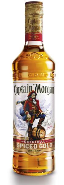 Captain Morgan Spiced 2x 70 cl bij Mitra