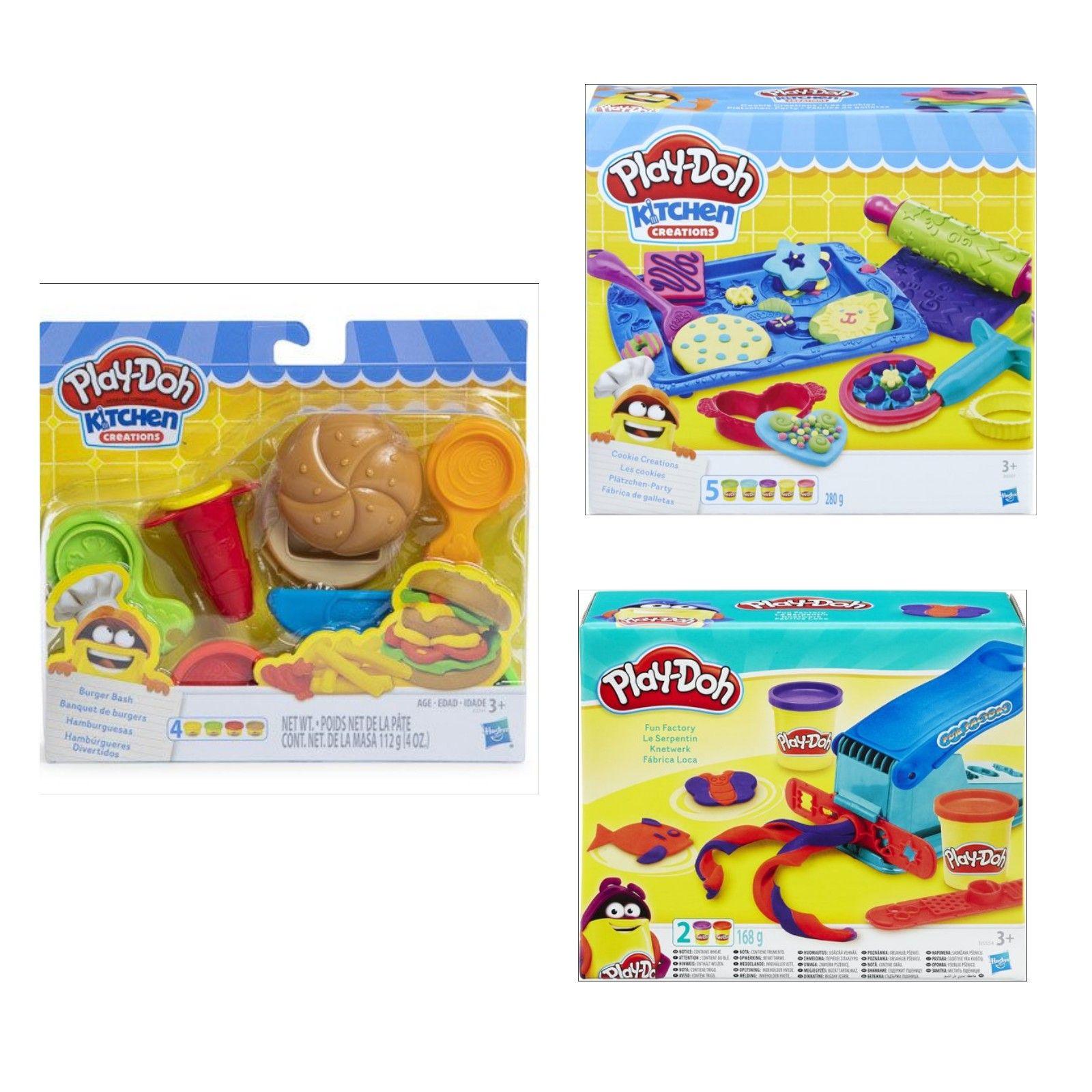 Diverse Play-Doh Speelsets met korting @Trekpleister