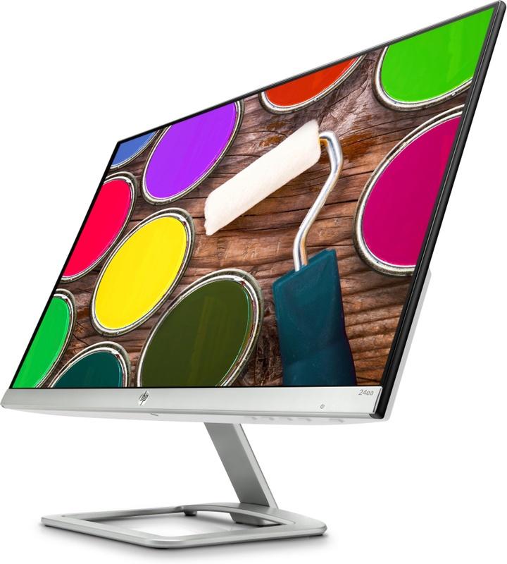 [Prime] HP 24ea IPS-scherm Wit/Zilver @Amazon.de