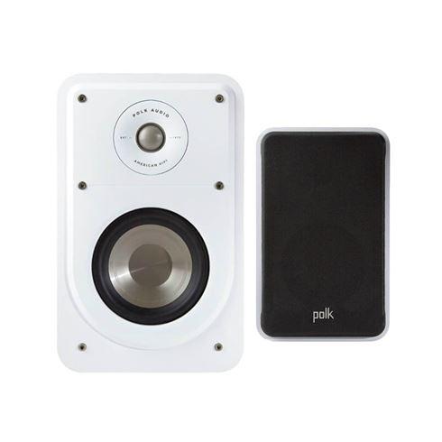 Polk Audio S15 - Set - (Zwart of Wit) voor €99 @ kamera-express.nl