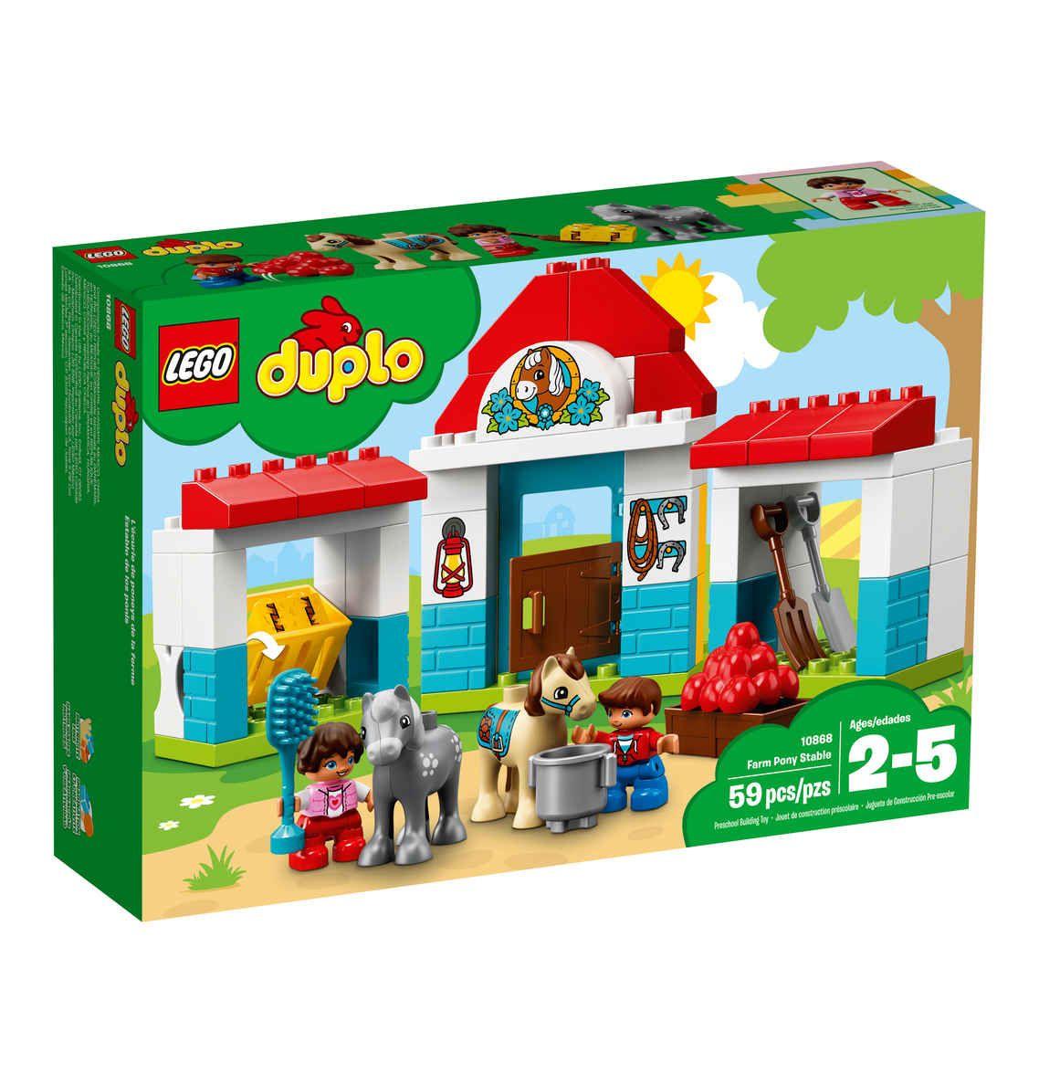 40% korting op veel nieuwe LEGO® items + gratis verzending @Hudson'sBay