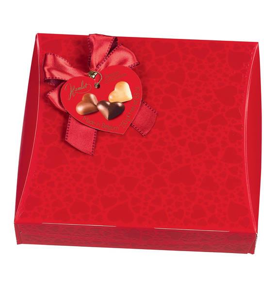 [Valentijn] Hamlet Chocolade in cadeauverpakking @Hudson's Bay