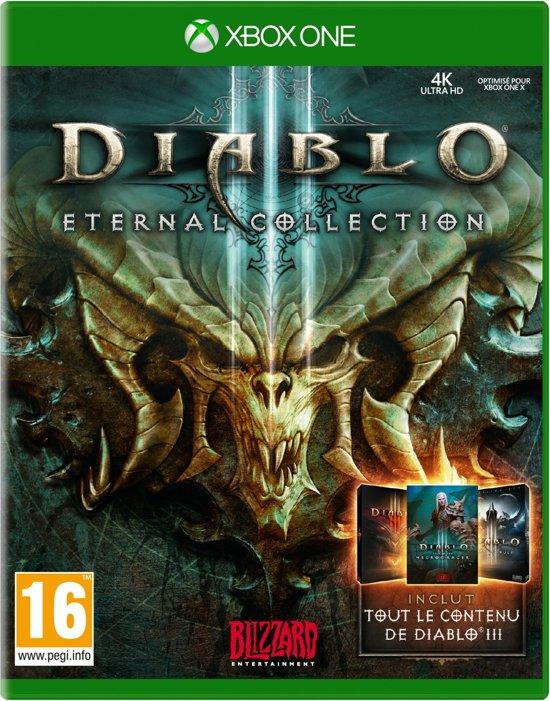 Diablo III - (Eternal Collection) Xbox one