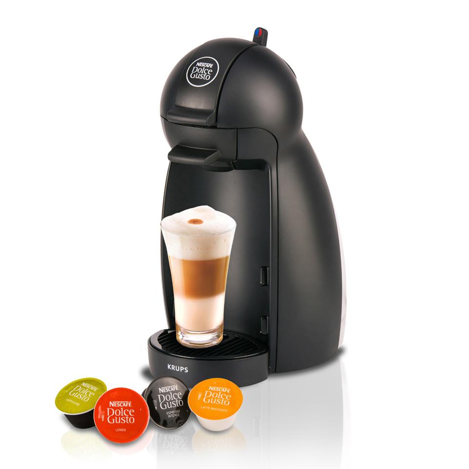 Dolce Gusto Piccolo voor €34,95 met gratis €20 aan koffie @ Blokker