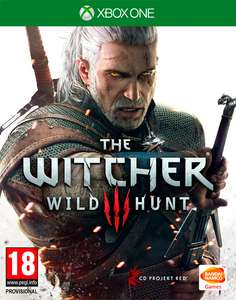 [Xbox Live] The Witcher 3 - Wild Hunt voor €9 (GOTY - €15) @ Microsoft Store