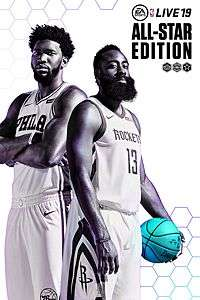 NBA LIVE 19 All-Star Edition (XBOX One)
