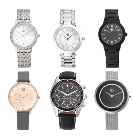 Horloges met Swarovski elementen voor maar 19,99!