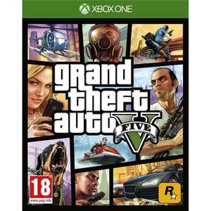 [XBox One] Grand Theft Auto 5 (GTA V) voor €9,99 @ BCC