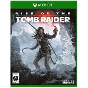 Rise of the Tomb Raider (Xbox One) voor €9,99  + meer games afgeprijsd @ BCC