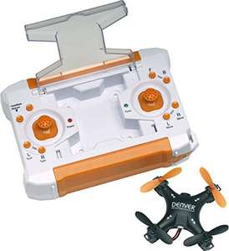 Denver DRO-120, 2.4GHz nano drone met gyro functie @ Amazon.de