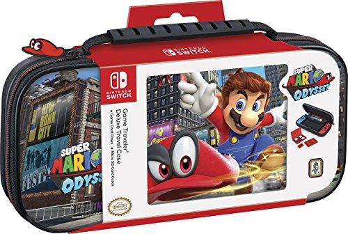 Nintendo Switch beschermhoes - Official Licensed Super Mario Odyssey @ Amazon.de