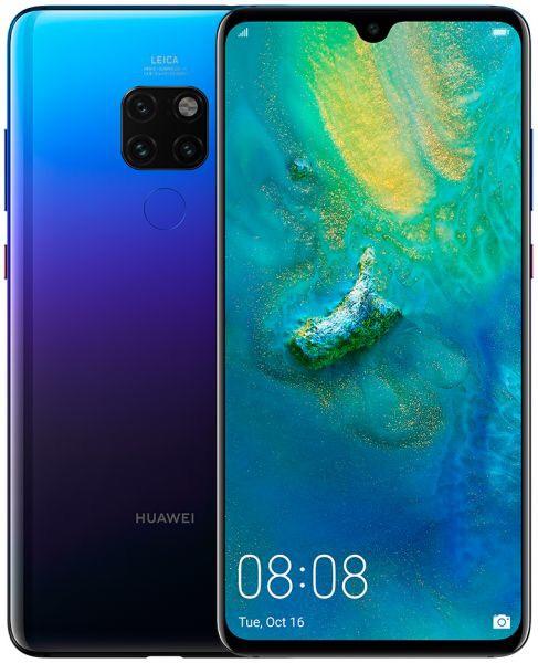 Huawei Mate 20-Dual Sim Twilight @ Megekko