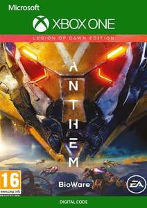 Anthem; Legion of Dawn edition Pre order voor Xbox One