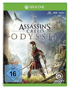 Assassin's Creed Odyssey (Xbox One) voor €25 @ Amazon.de