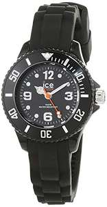 Ice-Watch dameshorloge XS SI.BK.S.S.09 @Amazon.de