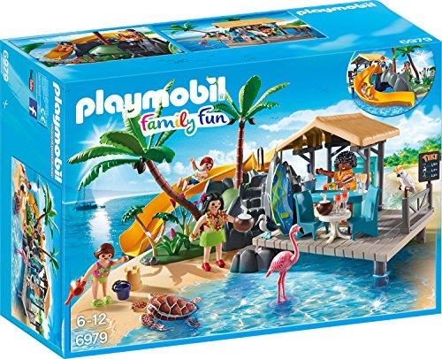Playmobil Vakantie-eiland met strandbar (6979)