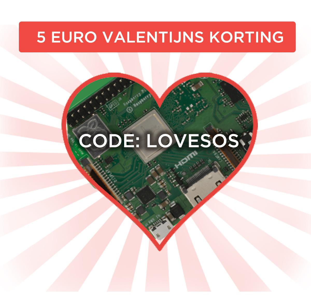 SOSsolutions valentijnskorting