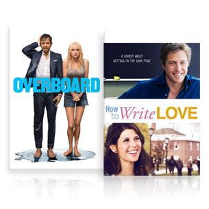 Valentijnsfilms Overboard en How To Write Love tijdelijk gratis voor T-Mobile Thuis klanten