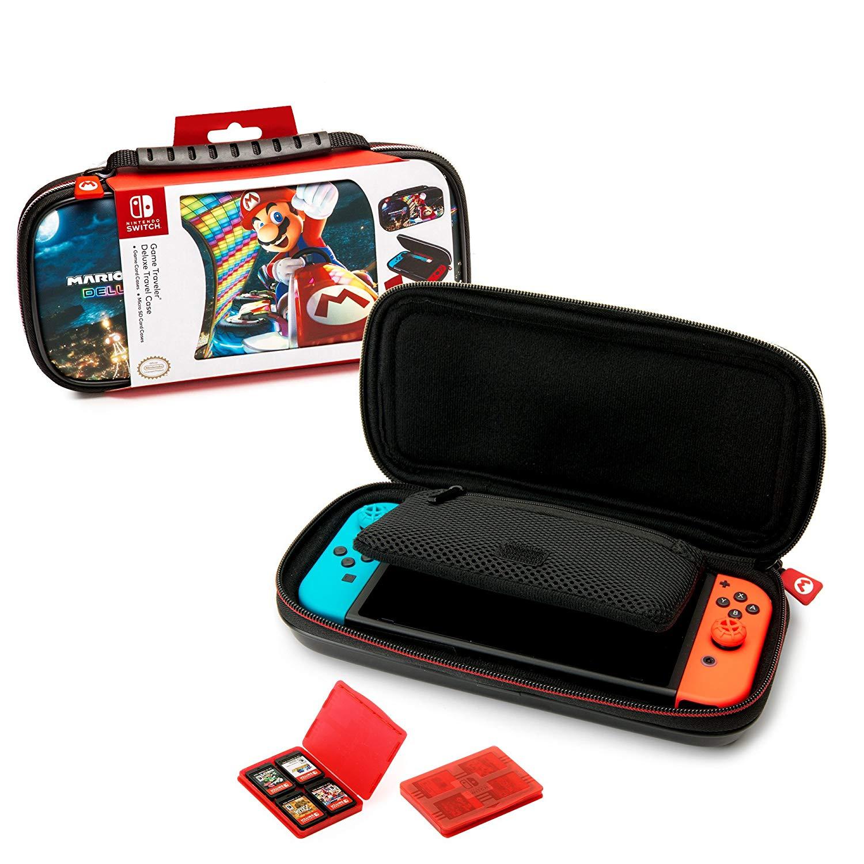 Nintendo Switch Mario Kart 8 Travel Case @Amazon.de