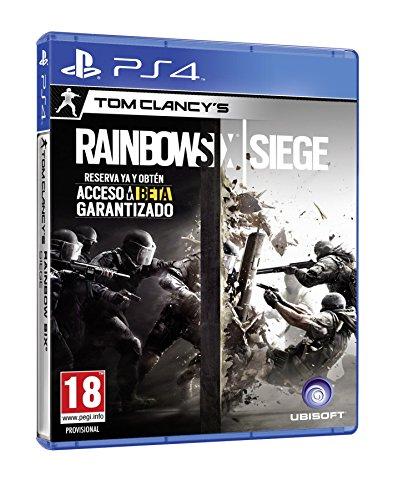 Rainbow Six: Siege (PS4) voor €13,80 @ Amazon.es