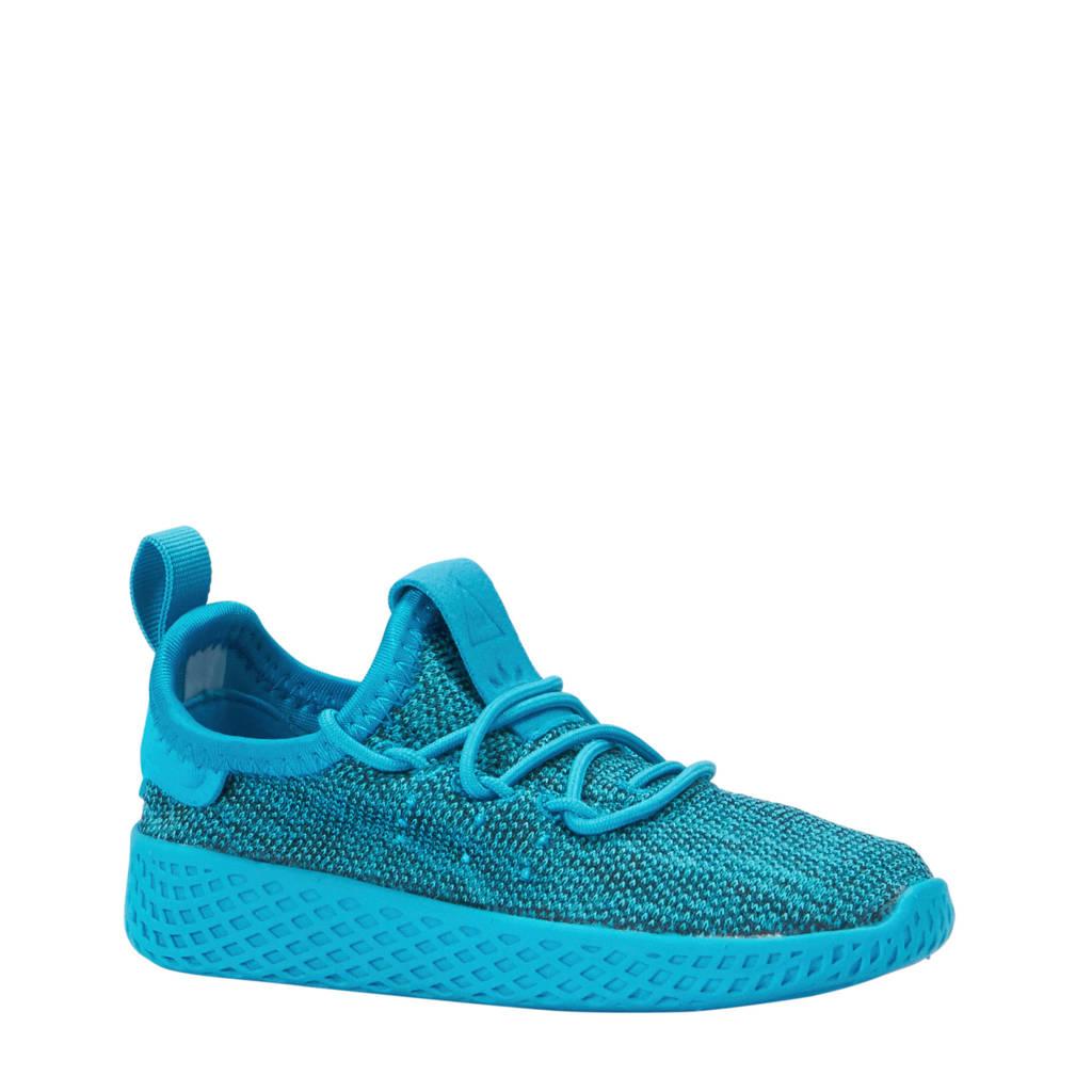 adidas originals PW Tennis HU toddler sneakers aqua -75% @ Wehkamp