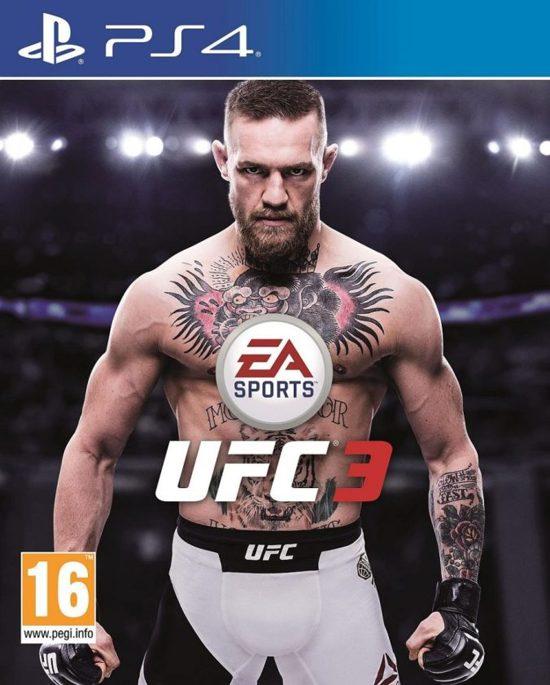 EA Sports UFC 3 (PS4/XB1) voor €29 @ Bol.com