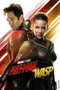 Apple iTunes film van de week: Ant-Man and the Wasp