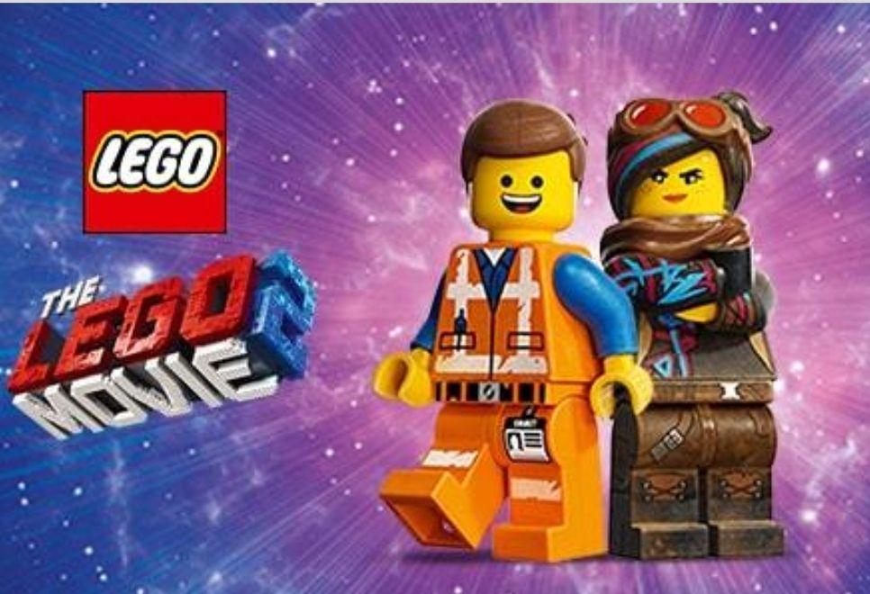 Gratis 2 De LEGO Film 2 tickets bij aankoop van lego @Bol.com
