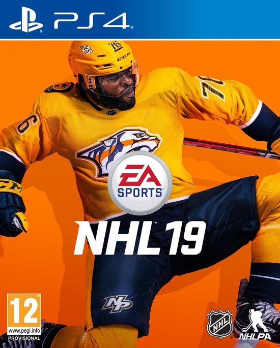 NHL 19 (PS4/XB1) voor €29 @ Bol.com