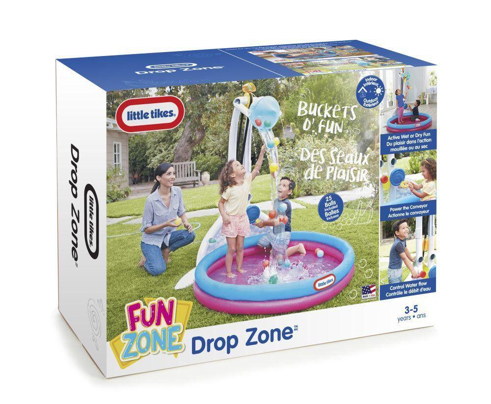 Little Tikes Splash - Drop Zone  (elders v.a. +€129,95) @Bol