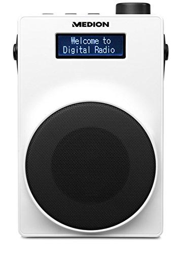 Medion E66880 draagbare DAB+ Radio @Amazon.de