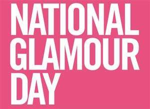 Za 6 april: 11e editie National Glamour Day 2019