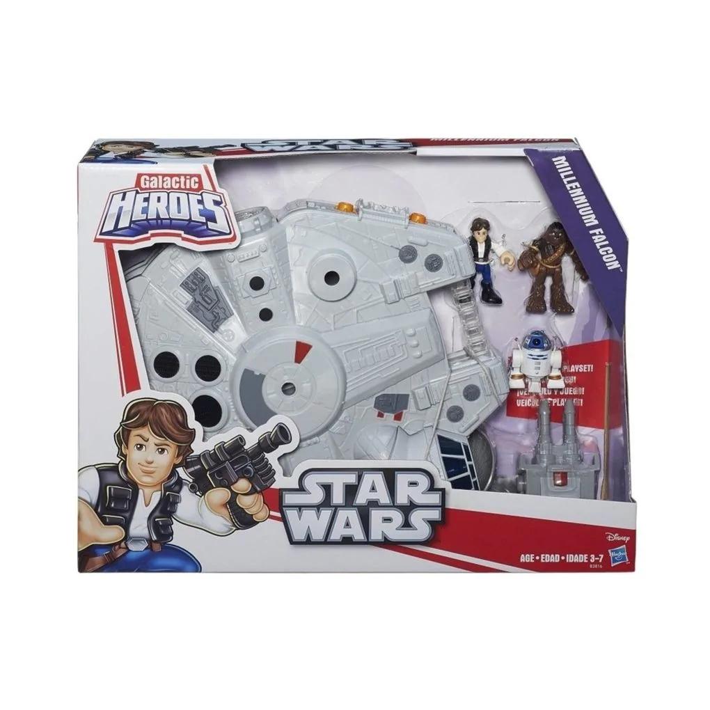 Playskool Star Wars Millennium Falcon € 9,99 @ Trekpleister