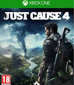 Just Cause 4 (Xbox1/PS4)