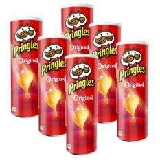 6-Pack Pringles voor 6,28 @ Amazon.de