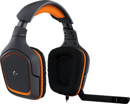 Logitech G231 Prodigy gaming headset @Amazon.it