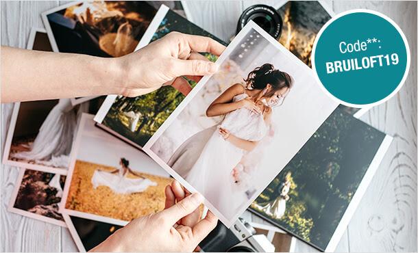 20% korting op alle fotoboeken bij de ALDI