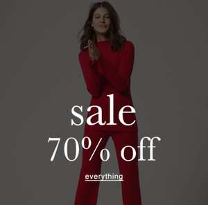Alle sale - dames & heren - 70% korting @ We Are Labels