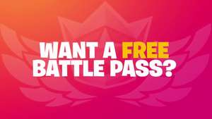 Gratis Battle Pass seizoen 8 @Fortnite