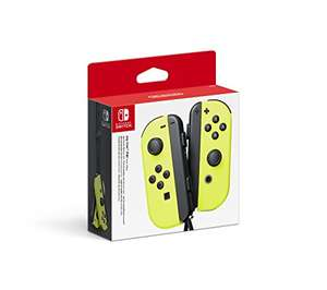Nintendo Switch Joy-Con 2er-Set Neon-Geel