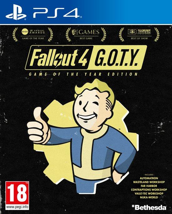 Verschillende games voor 20 euro(3 voor 50), waaronder Fallout 4 GOTY