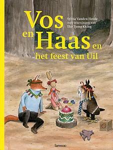 "GRATIS ebook kinder- / prentenboek ""Vos en Haas en het feest van Uil"""