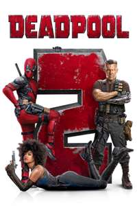Apple iTunes film van de week: Deadpool 2