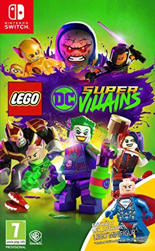 LEGO DC super villains - [Nintendo Switch]